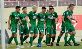 Super League: Ο Παναθηναϊκός έφυγε νικητής και από τη Λάρισα (3-1)