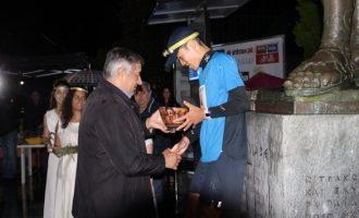 Νικητής του Σπάρταθλον των 246 χιλιομέτρων ο Ιάπωνας Γιοσιχίτκο Ισικάουα