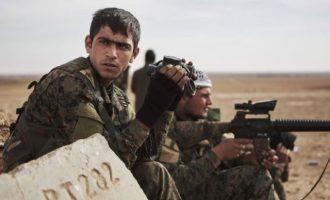 Οι Κούρδοι αιχμαλώτισαν οκτώ ξένους τζιχαντιστές – Ο ένας είναι 16χρονος Αμερικανός