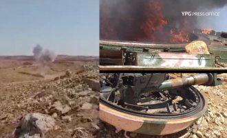 Κούρδοι (YPG): Σκοτώσαμε τρεις Τούρκους στρατιώτες και πέντε μισθοφόρους τους στην Εφρίν