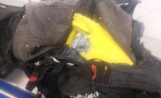 25χρονη έκρυψε πάνω από 6,5 κιλά κοκαΐνη μέσα σε… αλεξίπτωτο – Πού την έπιασαν