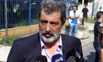 ΣΥΡΙΖΑ για την επίθεση με μολότοφ στο σπίτι του Πολάκη: Πρακτικές υπόκοσμου