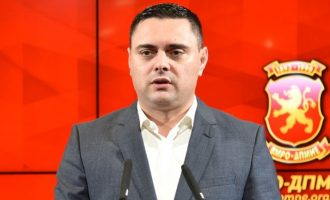 Το VMRO-DPMNE διέγραψε τον αντιπρόεδρο του κόμματος Μίτκο Γιάντσεφ