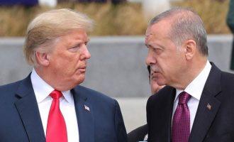 Τραμπ και Ερντογάν τα είπαν για την υπόθεση Κασόγκι – Τι συμφώνησαν