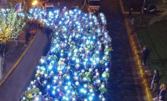 Kallithea Night Run! Νυχτερινός αγώνας δρόμου στην Καλλιθέα