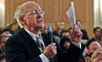 Πέθανε ο αρνητής του Ολοκαυτώματος Ρομπέρ Φορισόν