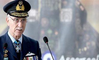 Στις συνόδους των Στρατιωτικών Επιτροπών Ε.Ε. και ΝΑΤΟ ο αρχηγός ΓΕΕΘΑ