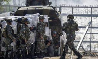 Επεισόδιο με πυροβολισμούς στα ελληνοσκοπιανά σύνορα – Στρατιώτες άνοιξαν πυρ κατά μεταναστών