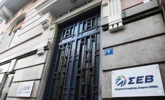 Ο ΣΕΒ ζητά μείωση συντάξεων και αφορολογήτου για να εξασφαλίσει φοροελαφρύνσεις!
