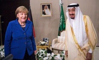 Η Γερμανία καλεί την Ευρώπη να «παγώσει» τις εξαγωγές όπλων στη Σαουδική Αραβία