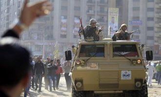 Νεκροί 52 τζιχαντιστές και 3 στρατιωτικοί σε επιχειρήσεις εναντίον του Ισλαμικού Κράτους στο Σινά