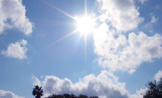 Αίθριος ο καιρός το Σάββατο σε όλη τη χώρα – Από το απόγευμα όμως θα βρέξει