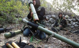 Η συριακή Αλ Κάιντα βομβάρδισε με ρουκέτες θέσεις του στρατού στη Λαοδίκεια
