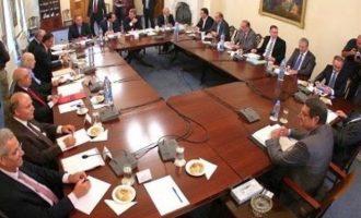 Συνεδριάζει το Εθνικό Συμβούλιο στην Κύπρο εν όψει της συνάντησης Αναστασιάδη-Ακιντζί