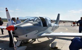 Στην Ελλάδα το νέο εκπαιδευτικό αεροσκάφος της Πολεμικής Αεροπορίας