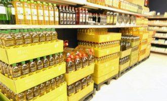 Αποσύρεται νοθευμένο ελαιόλαδο από τα σούπερ μάρκετ