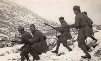 Τελετή Μνήμης στη Βόρεια Ήπειρο προς τιμήν των Ελλήνων πεσόντων στο ελληνοϊταλικό πόλεμο