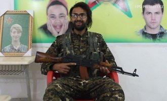 Σκοτώθηκε πολεμώντας το Ισλαμικό Κράτος ο Γάλλος υπήκοος Φαρίντ Μεντζαχέντ
