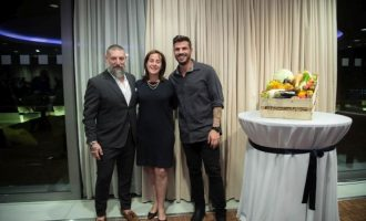 Ελληνο-Ισραηλινή Γιορτή Γαστρονομίας στο Hilton Αθηνών με τους Σεφ Assaf Granit και Άκη Πετρετζίκη