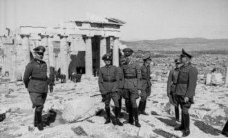 Η Die Welt εξηγεί γιατί η Ελλάδα διεκδικεί τώρα γερμανικές αποζημιώσεις