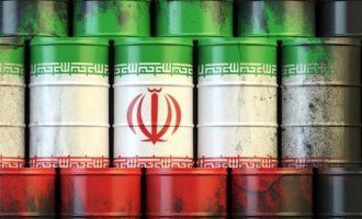 Το Ιράν αναζητεί τρόπους να παρακάμψει το εμπάργκο στο πετρέλαιό του