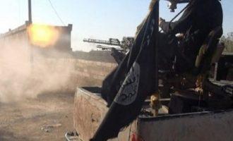 Το Ισλαμικό Κράτος έστησε ενέδρα σε Σύρους εθνοφύλακες στην έρημο