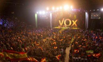 Ποια συνθήματα φώναζαν 10.000 ακροδεξιοί που γέμισαν στάδιο στην Ισπανία – Τι είναι το «Vox»