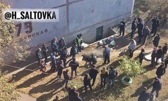 Φρίκη: Πατέρας και γιος σκότωσαν και έφαγαν 45χρονο στην Ουκρανία