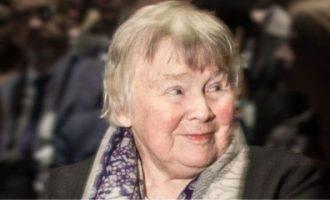 Πέθανε η Λίσμπετ Πάλμε, χήρα του δολοφονημένου πρωθυπουργού Ούλωφ Πάλμε