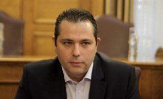 Παραιτήθηκε ο πρόεδρος του ΕΟΠΥΥ Σωτήρης Μπερσίμης