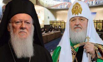 Το Οικουμενικό Πατριαρχείο αναγνώρισε την αυτοκεφαλία της Ουκρανικής Εκκλησίας