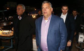 Γιατί ήρθε στη Θεσσαλονίκη ο Ούγγρος πρωθυπουργός Όρμπαν – Που πήγε, ποιους είδε