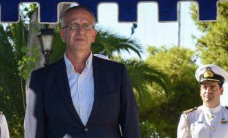 Πάνος Ρήγας: Είναι αυτονόητη η συμπαράσταση της Ελλάδας στην κυπριακή ΑΟΖ – Τι είπε για τον αμερικανικό στόλο