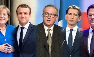 Τα γερμανικά πλάνα για μια Ευρώπη… κομμένη στα δύο – Ποια σχέδια απεργάζονται