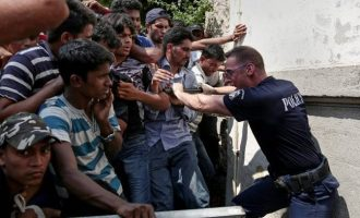 Οι «λαθρομετανάστες» και η «αστυνομία της ιδεολογικής ορθότητας»