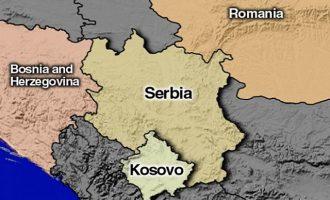 «Όχι» σε ανταλλαγή εδαφών με το Κόσοβο λέει το 44% των Σέρβων πολιτών