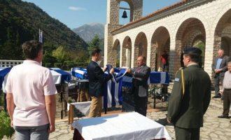 Ενώ το έθνος έθαβε τους νεκρούς στρατιώτες μας στην Αλβανία, ο Σούρλας αμαύρωσε την ημέρα