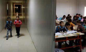 Ξεκινούν τα σχολεία για προσφυγόπουλα στη Χίο εν μέσω αντιδράσεων