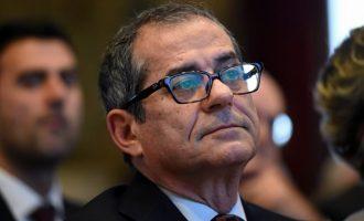 H απάντηση της Ιταλίας για τον προϋπολογισμό – Επιστολή προς την Ε.Ε.