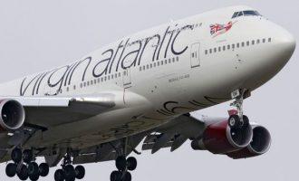 Boeing 747 της Virgin Atlantic πέταξε από τις ΗΠΑ στο Λονδίνο με ανακυκλωμένα καύσιμα