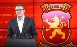Βόρεια Μακεδονία: Ο ρωσόφιλος «αρχαιομακεδόνας» Μιτσκόσκι υπόσχεται να καταργήσει τις «Πρέσπες»