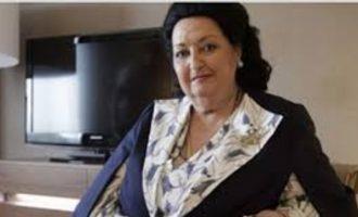Πέθανε η διάσημη σοπράνο Μονσεράτ Καμπαγιέ