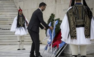 Αλέξης Χαρίτσης: «Το γερμανικό κράτος οφείλει να αναγνωρίσει το χρέος του στην Ελλάδα»