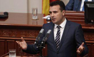 Κλείνει το «μάτι» για… διευκρινήσεις από τον Ζάεφ ο Τζανακόπουλος – «Κλειδώνει» τα Σκόπια η Αθήνα