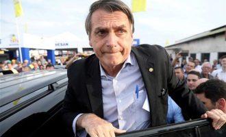 «Καλπάζει» προς την τελική νίκη ο Μπολσονάρου στη Βραζιλία – Τι δείχνει δημοσκόπηση
