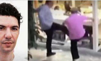Tι είπε ο μεσίτης που κλώτσησε τον Ζακ Κωστόπουλο στο κοσμηματοπωλείο (βίντεο)