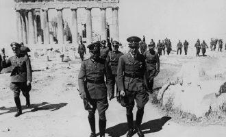 DW: Η Γερμανία φοβάται ότι θα αναγκαστεί να πληρώσει πολεμικές αποζημιώσεις στην Ελλάδα λέει Γερμανός ιστορικός