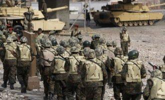 Τα Εμιράτα προειδοποίησαν τις ΗΠΑ για πιθανό πόλεμο Τουρκίας-Αιγύπτου