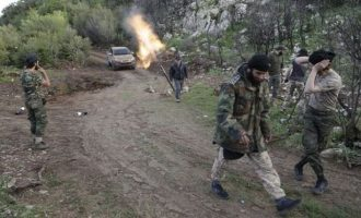 18 Σύροι στρατιώτες σκοτώθηκαν από βομβαρδισμό τζιχαντιστών στη Λαοδίκεια