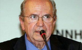 Πέθανε ο δημοσιογράφος Ανδρέας Μπόμης